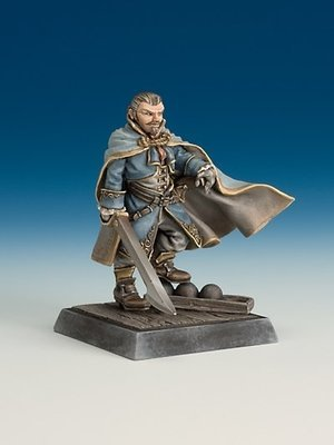 Capitan Alonso Garcia - Imperiale Armada - Freebooter's Fate