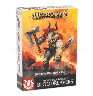 Easy to Build: Bloodreavers - Warhammer Age of Sigmar - Games Workshop