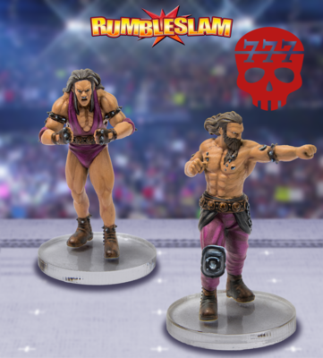 Barbarian Brawler & Barbarian Grappler - RUMBLESLAM Wrestling