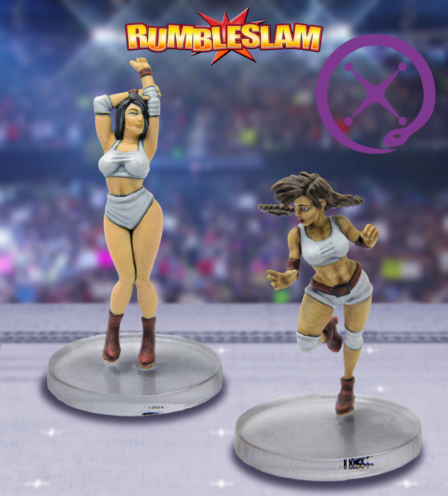 Entertainer & High Flyer - RUMBLESLAM Wrestling