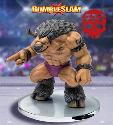 Minotaur - RUMBLESLAM Wrestling
