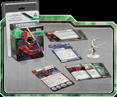 Maul • Schurken-Pack - Star Wars: Imperial Assault - deutsch