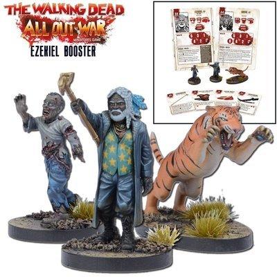 Ezekiel Booster - The Walking Dead - Mantic Games