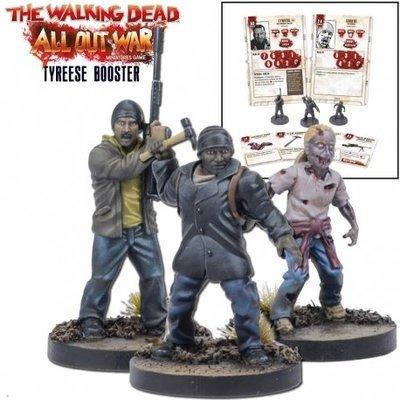 Glenn Prison Guard Booster - The Walking Dead - Mantic Games