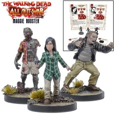 Maggie Booster - The Walking Dead - Mantic Games
