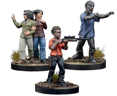 Maggie Prison Defender - The Walking Dead - Mantic Games