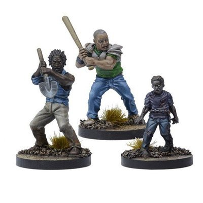 Morgan Distraught Father Booster - The Walking Dead - Mantic Games