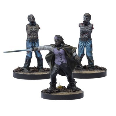 Michonne Booster - The Walking Dead - Mantic Games