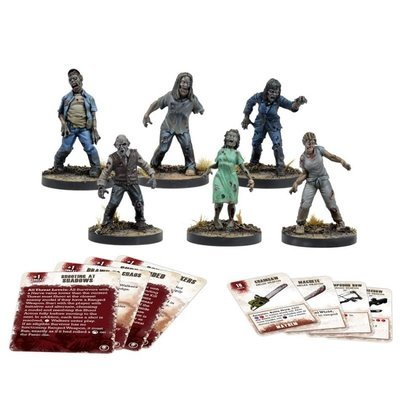 Roamer Booster - The Walking Dead - Mantic Games