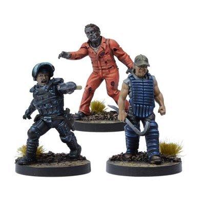 Rick Prison Advisor Booster - The Walking Dead - Mantic Games