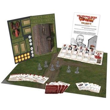 Miles Behind Us - Farm Expansion Set - The Walking Dead - Mantic Games