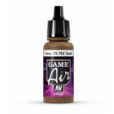 Vallejo Game Air - Earth (17ml) - 72762