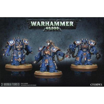 Centurion-Devastortrupp der Space Marines (Devastator Squad) Assault Squad Sturmtrupp - Warhammer 40.000 - Games Workshop