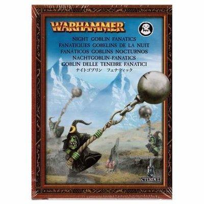Nachtgoblin-Fanatics - Grot - Warhammer Age of Sigmar - Games Workshop