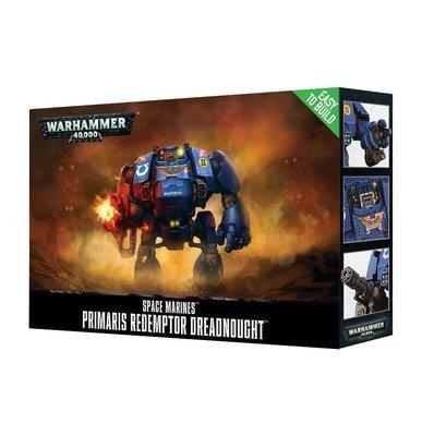 Easy To Build Primaris Redemptor Dreadnought - Space Marines - Warhammer 40.000 - Games Workshop