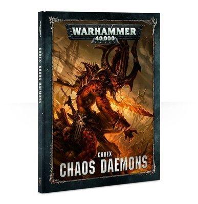 Codex: Chaos Daemons (HB DEUTSCH) - Warhammer 40.000 - Games Workshop
