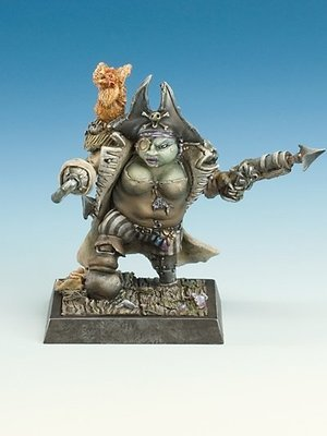 Chulo Bolu - Goblin Piraten - Freebooter's Fate
