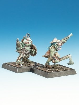 Matrose und Hasardeur - Goblin Piraten - Freebooter's Fate
