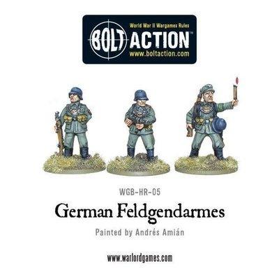 German Feldgendarmes - German - Bolt Action - Warlord Games