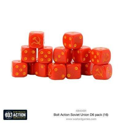 Bolt Action Soviet Union D6 pack - Blau - Bolt Action