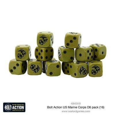 Bolt Action US Marine Corps D6 pack - Blau - Bolt Action