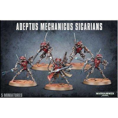 ADEPTUS MECHANICUS SICARIANS - Warhammer 40.000 - Games Workshop