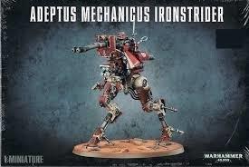 ADEPTUS MECHANICUS IRONSTRIDER Ballistarius - Warhammer 40.000 - Games Workshop