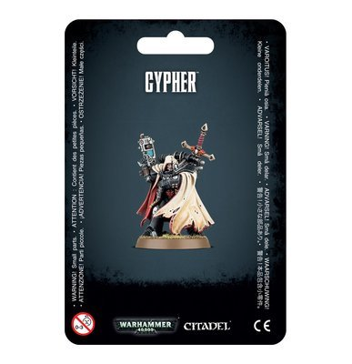 MO: Cypher - Warhammer 40.000 - Games Workshop