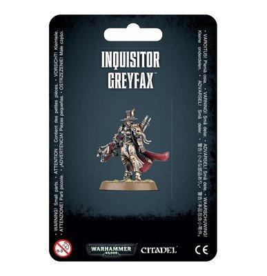 MO: Inquisitor Greyfax - Warhammer 40.000 - Games Workshop