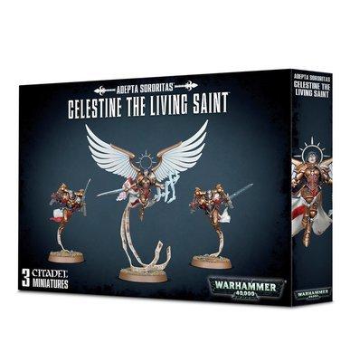 Celestine, the Living Saint - Warhammer 40.000 - Games Workshop