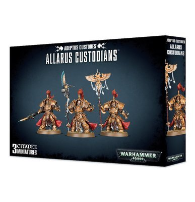 Adeptus Custodes Allarus Custodians - Warhammer 40.000 - Games Workshop