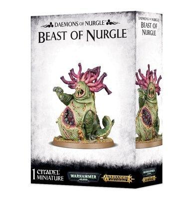 Beast of Nurgle - Warhammer 40.000 - Age of Sigmar - Games Workshop