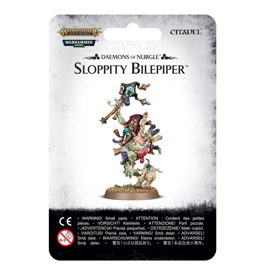 Sloppity Bilepiper - Warhammer 40.000 - Age of Sigmar - Games Workshop