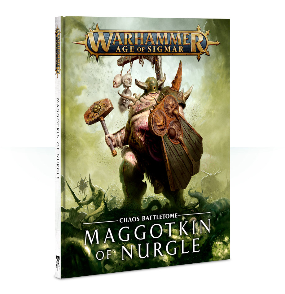 Battletome: Maggotkin of Nurgle (Deutsch) - Warhammer Age of Sigmar - Games Workshop
