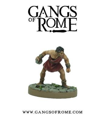 Fighter Secundus - Gangs of Rome - Warlord Games