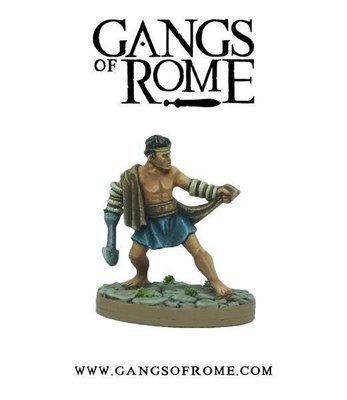 Fighter Tertius - Gangs of Rome - Warlord Games