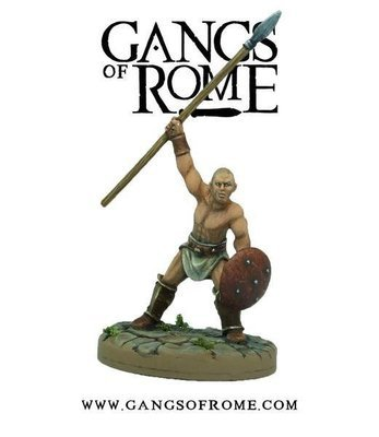 Fighter Quartus - Gangs of Rome - Warlord Games