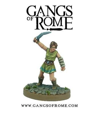 Fighter Sextus - Gangs of Rome - Warlord Games