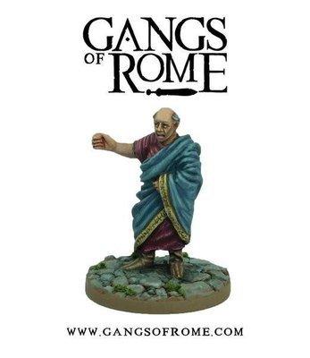 Primus Dominus - Gangs of Rome - Warlord Games