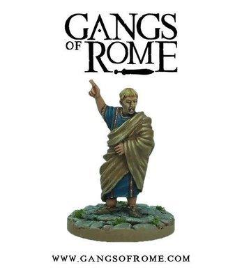 Tertius Dominus - Gangs of Rome - Warlord Games
