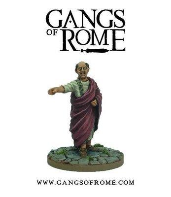 Quartus Dominus - Gangs of Rome - Warlord Games