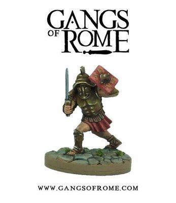 Gladiator Ally - Gangs of Rome - Warlord Games