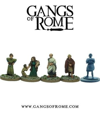 Mob Secundus - Gangs of Rome - Warlord Games