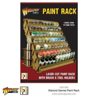 Warlord Large Paint Rack - Farbregal Ständer - Warlord Games