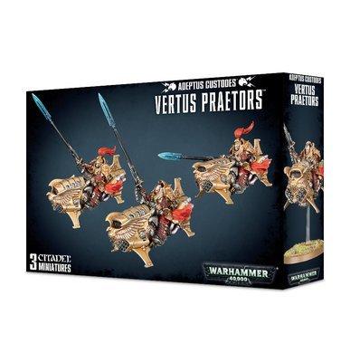 ADEPTUS CUSTODES VERTUS PRAETORS - Warhammer 40.000 - Games Workshop