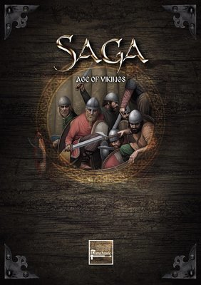 SAGA Age of Crusades (Supplement) - English