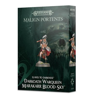 Darkoath Warqueen Marakarr Blood-sky - Age of Sigmar - Games Workshop