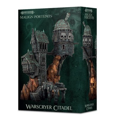 Warscryer Citadel - Warhammer Age of Sigmar - Games Workshop