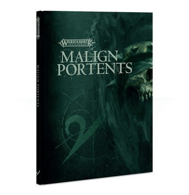 Malign Portents Book (English) - Warhammer Age of Sigmar - Games Workshop