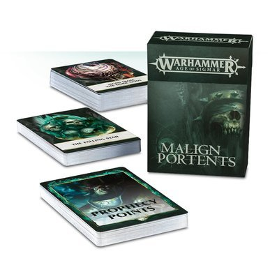 Malign Portents Cards (Englisch) - Warhammer Age of Sigmar - Games Workshop